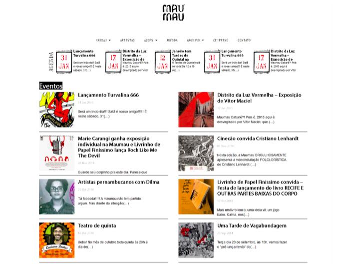 Mau Mau Website