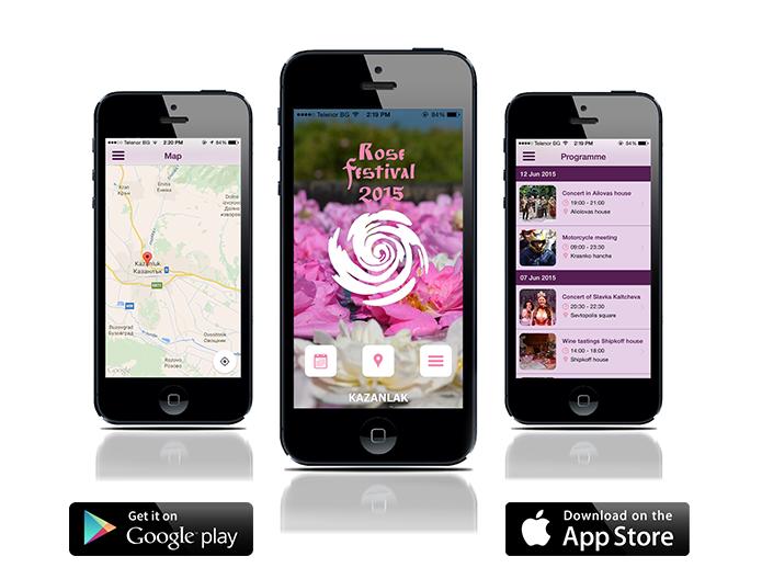 Rose Festival App
